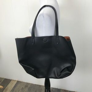 Black Tote By Sole Society